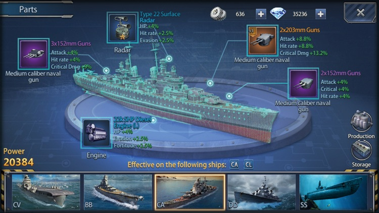 Warship Collection