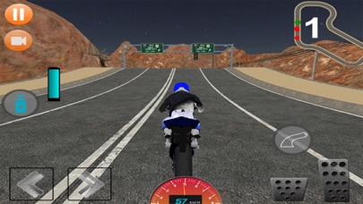 Extreme Highway Bike Racerのおすすめ画像1