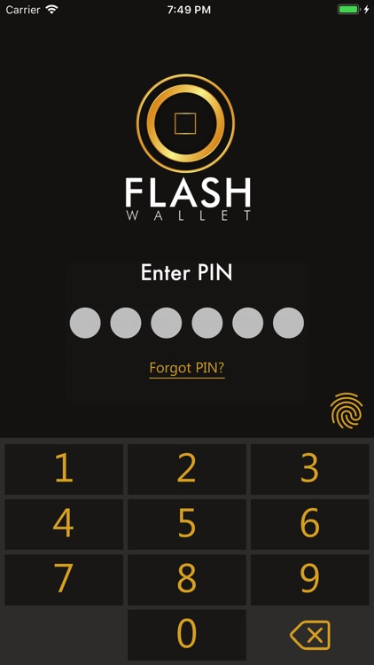Coinodes FLASH Wallet screenshot-4