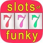 Игровой автомат Slots of Funky - free super video slot machine icon