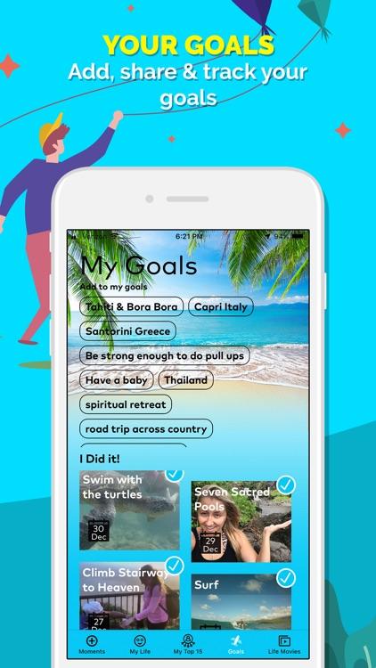 My Life Journal App screenshot-8