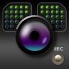 スーパー夜撮ビデオカム - 超高感度で動画撮影 - iPhoneアプリ
