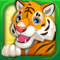 App Icon for Happy Zoo - Wild Animals App in Chile IOS App Store
