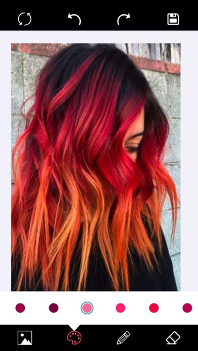 Hair - Color Changer screenshot four