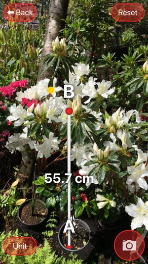 AR Measure Screenshot
