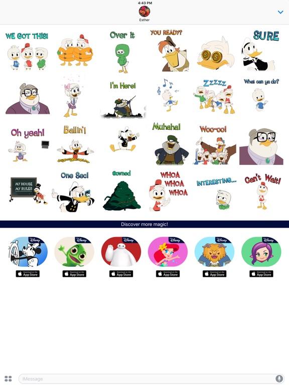 Disney Stickers: Ducktales screenshot 10