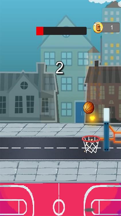 Bouncy Basketball - Bouncy Hoops