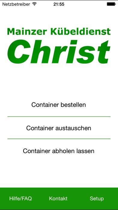 Mainzer Kübeldienst ChristScreenshot von 1