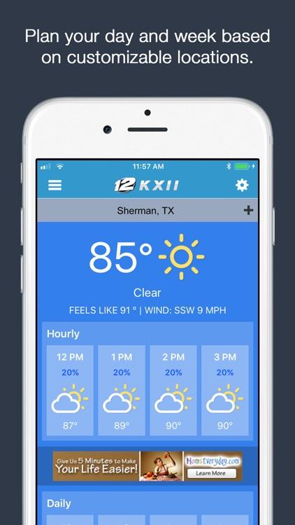 KXII News screenshot-3
