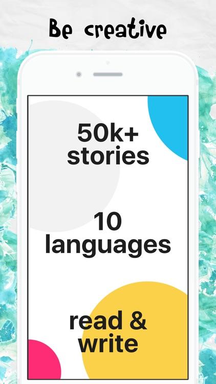 TaleAStory- short stories screenshot-0
