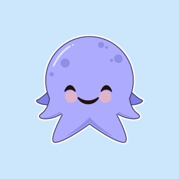 Octomoji - Octopus Emoji