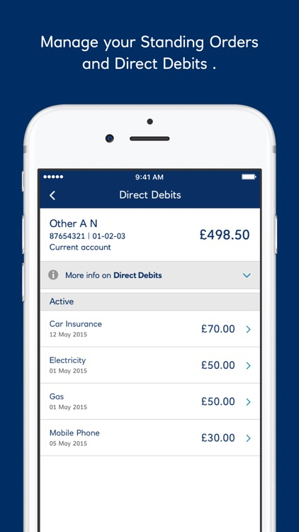 Royal Bank of Scotland screenshot-3