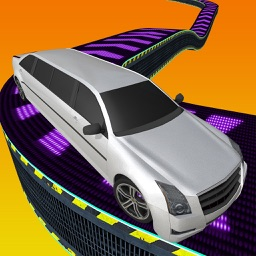 Limo car Driving Stunts