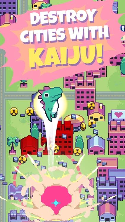 Kaiju Rush screenshot-0