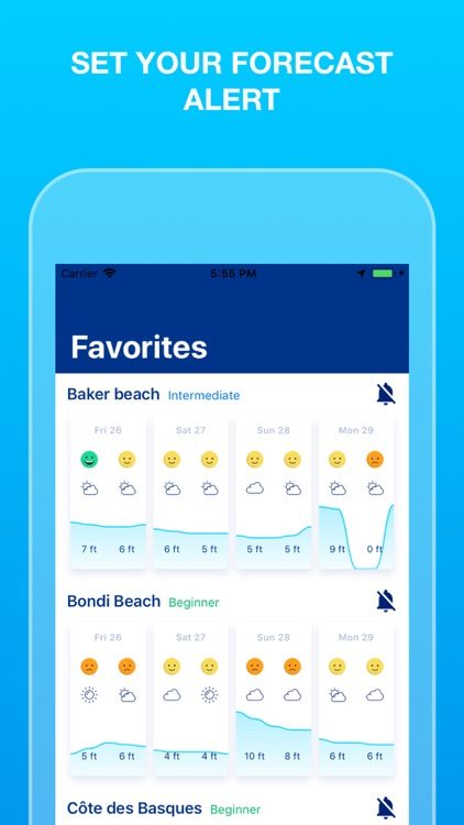 Weesurf, wave & wind forecast screenshot-5