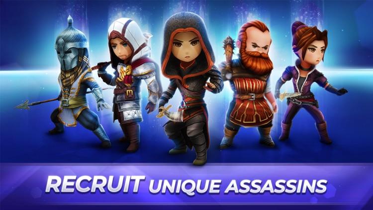 Assassin's Creed Rebellion screenshot-3