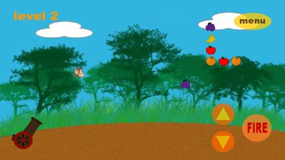 Preschool Cannonball Monkeys Screenshot 1