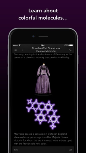 Molecules by theodore gray on the app store molecules by theodore gray on the app store urtaz Images