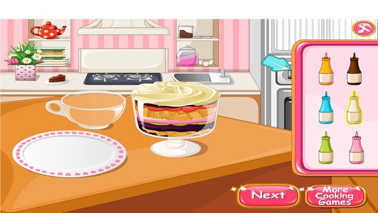 Cake Maker - Girls Games Baker screenshot-6