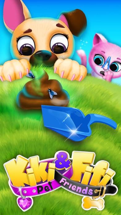 Kiki & Fifi Pet Friends screenshot 1