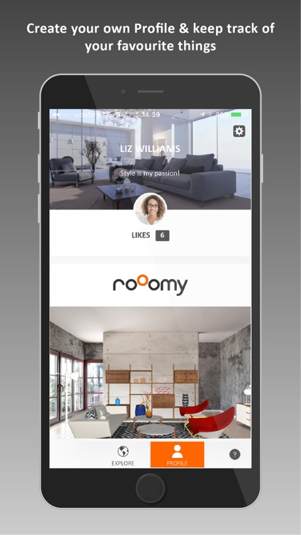 roOomy screenshot-3