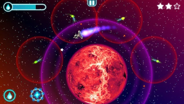 Star Wings: A space adventure Screenshot