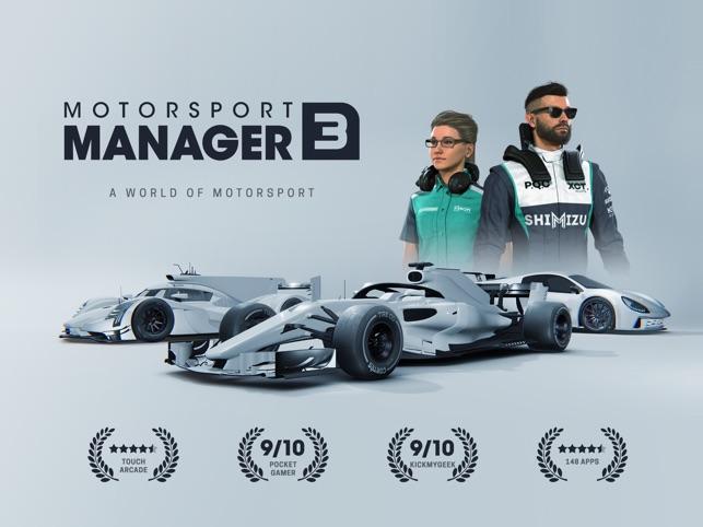 Motorsport Manager Mobile 3 Screenshot