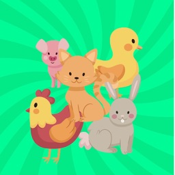 Match Cutie Animal Friends