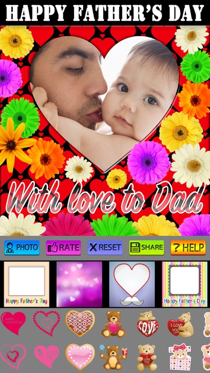 Father's Day Greeting Cards screenshot-4