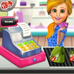 Fashion Care Cashier Girl - Games for All