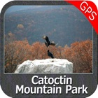 Catoctin Mountain Park - GPS Map Navigator icon