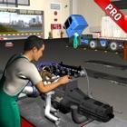 Americano Caminhão Mecânico Simulador Auto Reparar icon