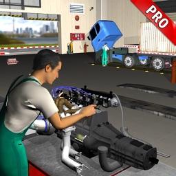 American Truck Mechanic Simulator-Auto Repair Shop