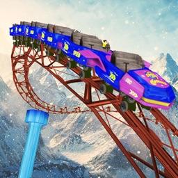 VR Roller Coaster Sim