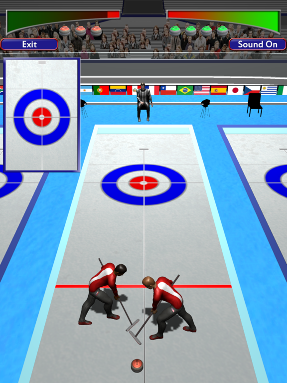 Curling OnLine screenshot 8