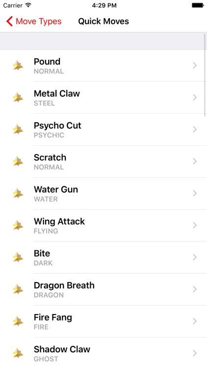 PokéTrainer GO! - XP, Leveling screenshot-3