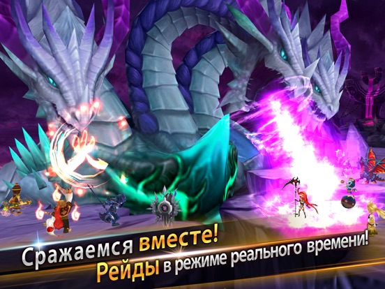 Игра Summoners' War: Sky Arena
