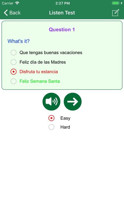 Learn Spanish Latin American screenshot-3