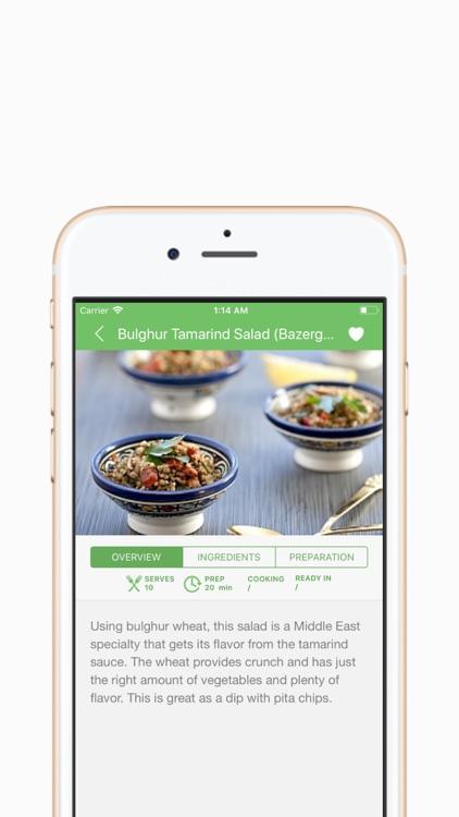 Sarina's Sephardic Cuisine screenshot-3