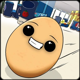 EGGAME - The rolling egg
