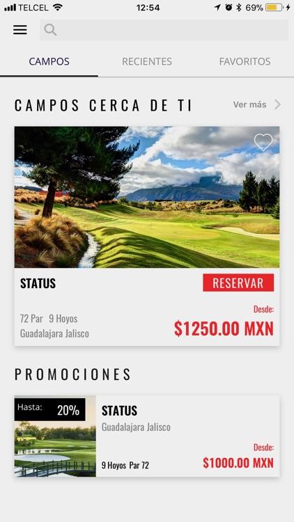 Status Golf Club