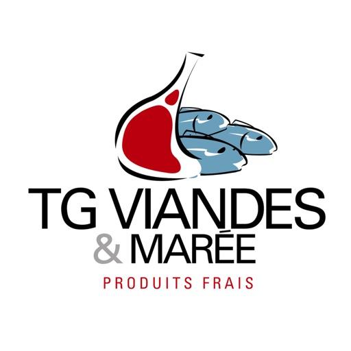 TG Viandes & Marée application logo