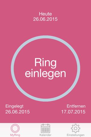 MyRing - Ring Contraceptive screenshot 4