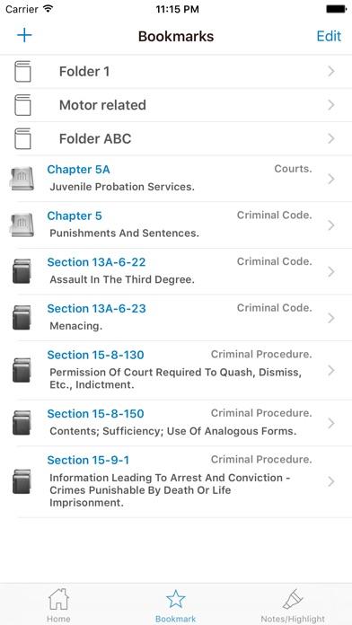 AL Criminal Code Title 13A Law