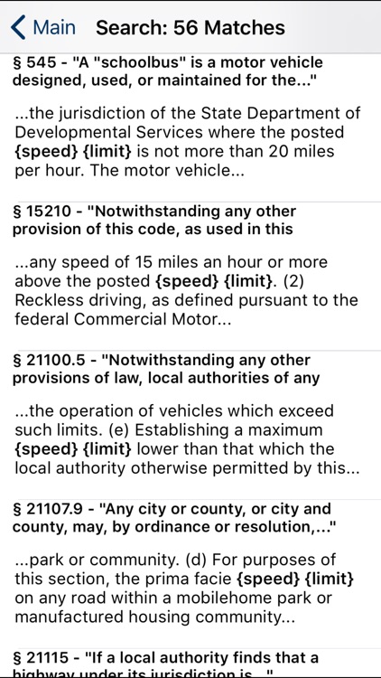 CA Vehicle Code 2019