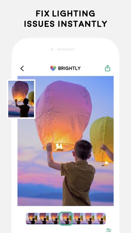 Brightly - Fix Dark Photos