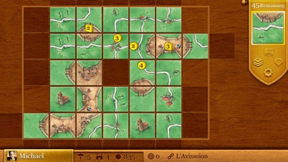 Screenshot #10 for Carcassonne