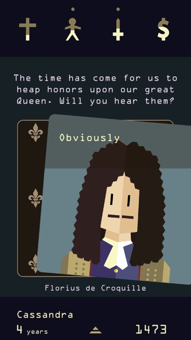 Screenshot #8 for Reigns: Her Majesty