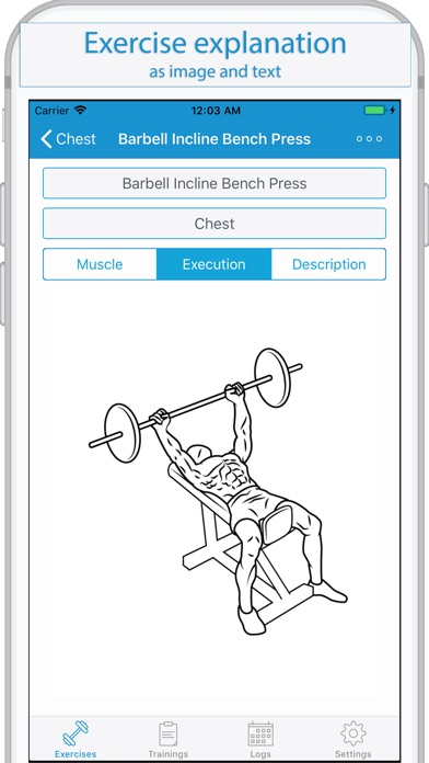 Fitness-Coach Screenshots