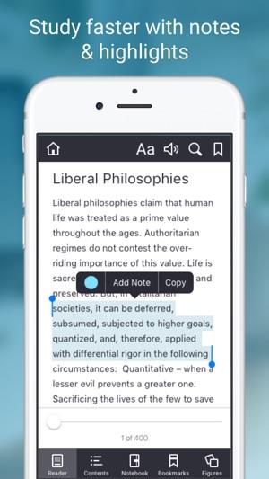 Bookshelf En App Store